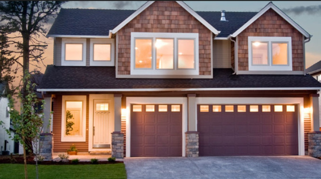 Delightful Residential Garage Doors